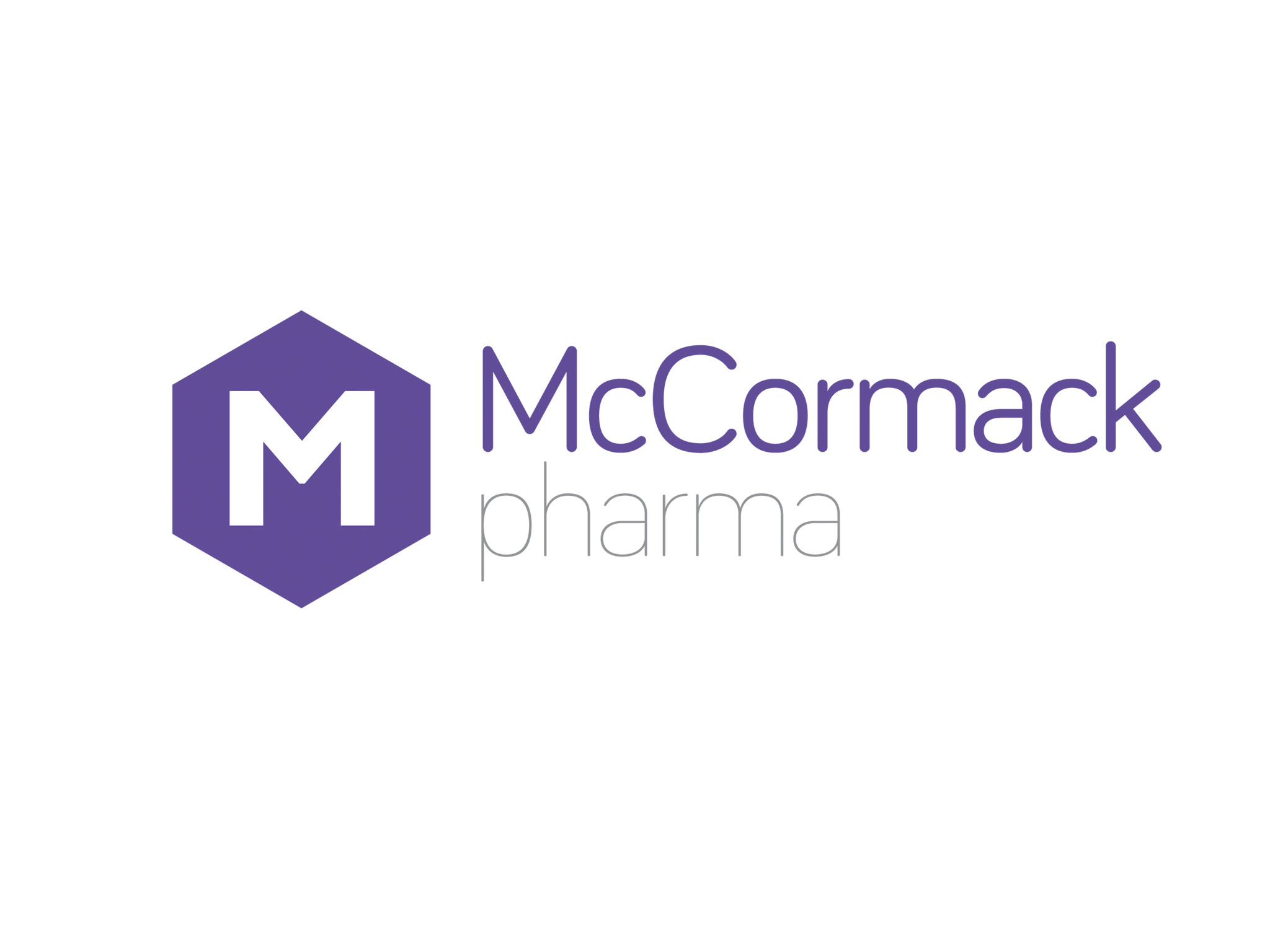 logo design for McCormack Pharma