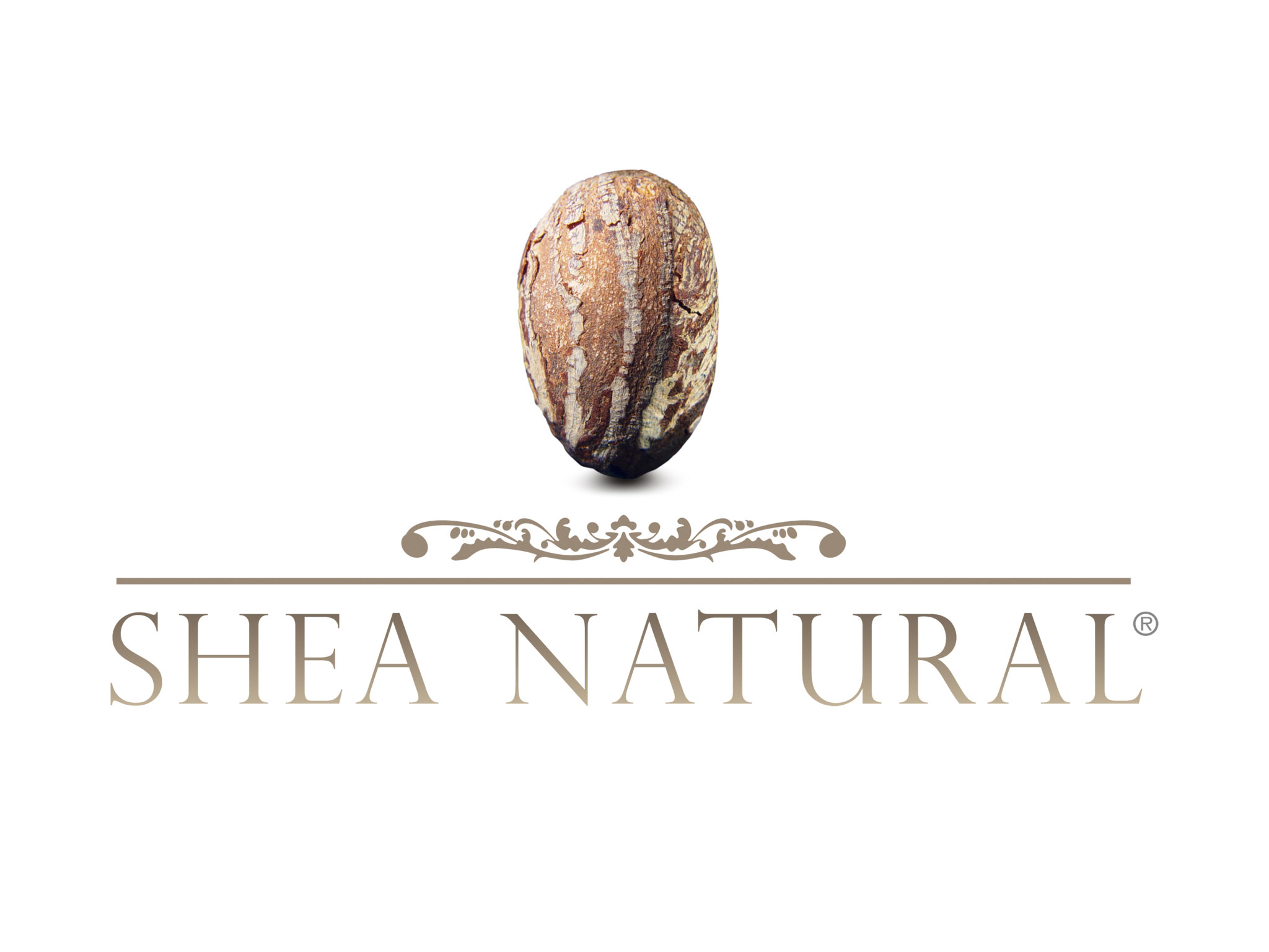 Logo design for Shea Natural beauty products