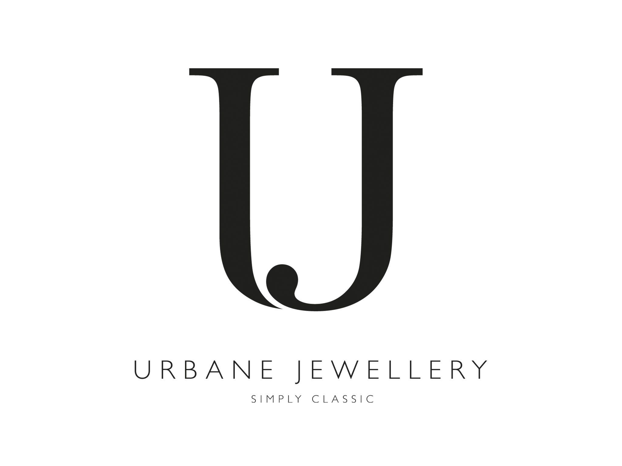 Logo design for Urbane Jewellery